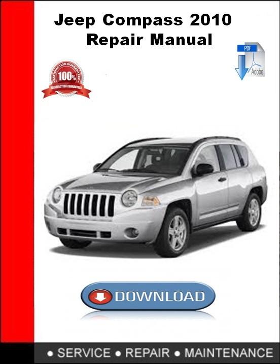 Jeep Compass 2010 Repair Manual