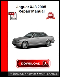 jaguar xj8 2005 repair manual autoservicerepair rh sellfy com 2005 Jaguar XJ8L Silver jaguar xj8 2005 manual