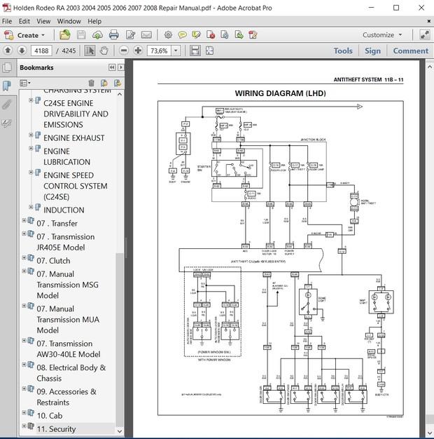 isuzu 2 8 wiring diagram  1992 dodge dakota fuse diagram