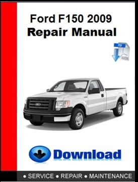 Ford F150 2009 Repair Manual