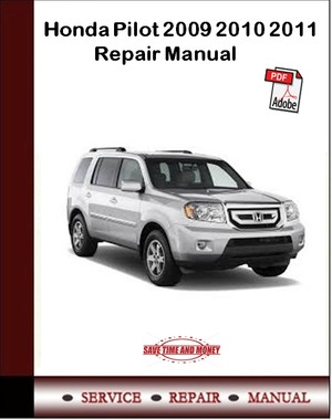 2010 honda pilot repair manual pdf