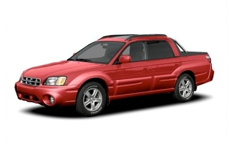 Subaru Baja 2005 Repair Manual