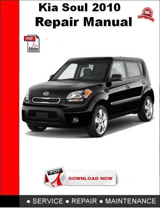 Kia Soul 2010 Repair Manual