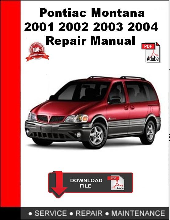 pontiac montana 2001 2002 2003 2004 repair manual rh sellfy com pontiac montana 2004 user manual 2004 pontiac montana service manual pdf