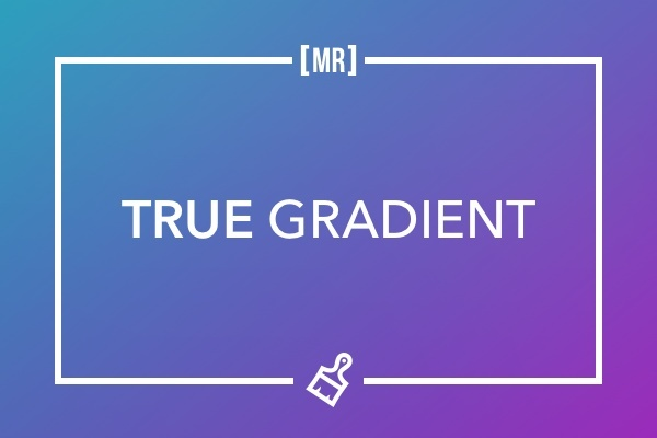 True Gradient