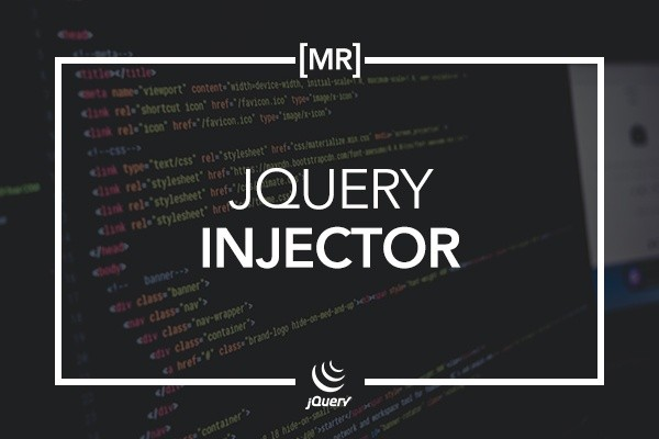jQuery Injector