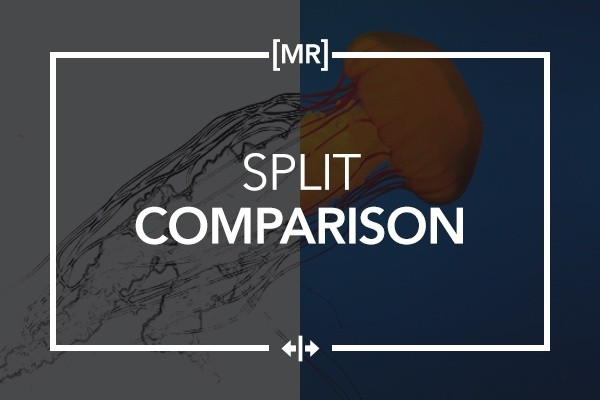 Interactive Split Comparison
