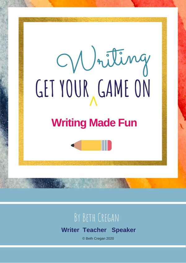 Get Your Writing Game On