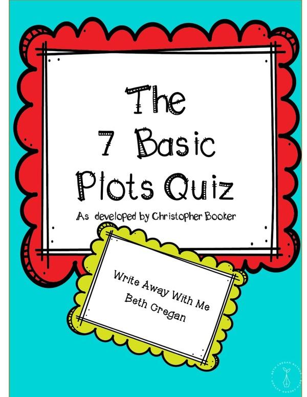 The Seven Basic Plots Quiz