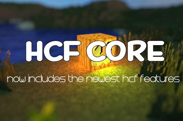 UNIQUE HCF CORE (15% OFF SALE)