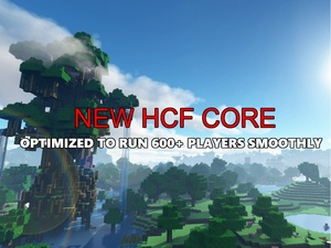 NEW HCF CORE! (CUSTOM CODED)