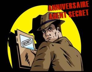 (8/12 ans) Kit anniv. Les Agents Secrets & le robot