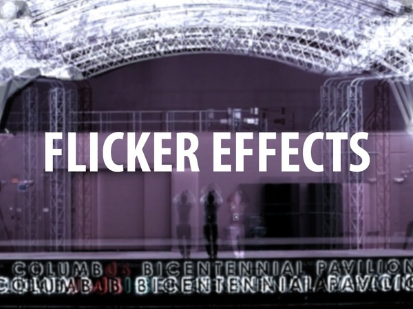 Premiere Pro Preset: Flicker Effects