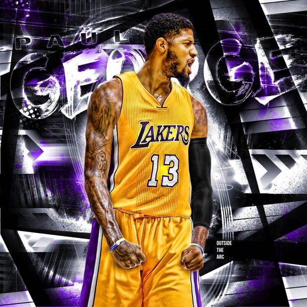Paul George to Lakers PSD
