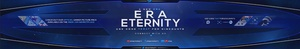 PSD - Era Eternity YouTube Banner (Editable)