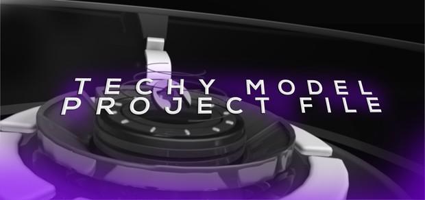 Techy Model Project File