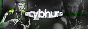 Cybhur - Optic Scumpii Themed Header