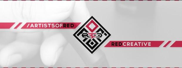 PSD - RedReserve Header (Fully Editable)