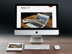BlogrCart WHITE (v2.0) - Free Responsive Blogger Store Theme with Shopping Cart