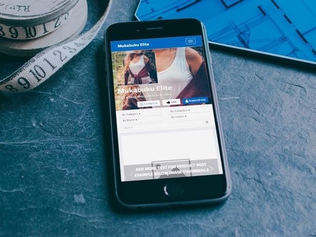 BlogrCart MUKABUKU ELITE (v2.0)- Free Pre-made Shopping Blogger Template Fb Inspired