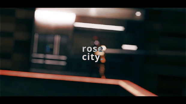 'RoseCity.' Project File