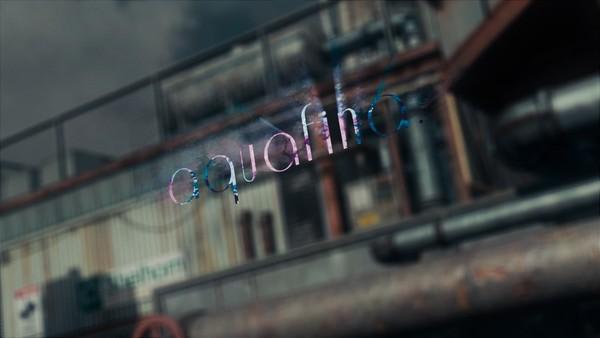 'aquafina.' project file