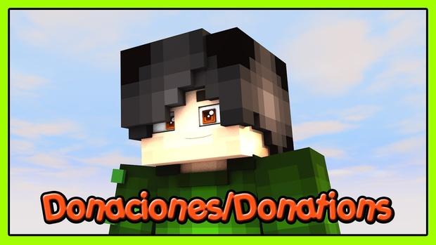 DONACIONES / DONATIONS