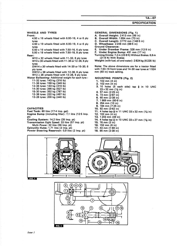 MF 500-series  -  service manual  -  620 pages  -  english.
