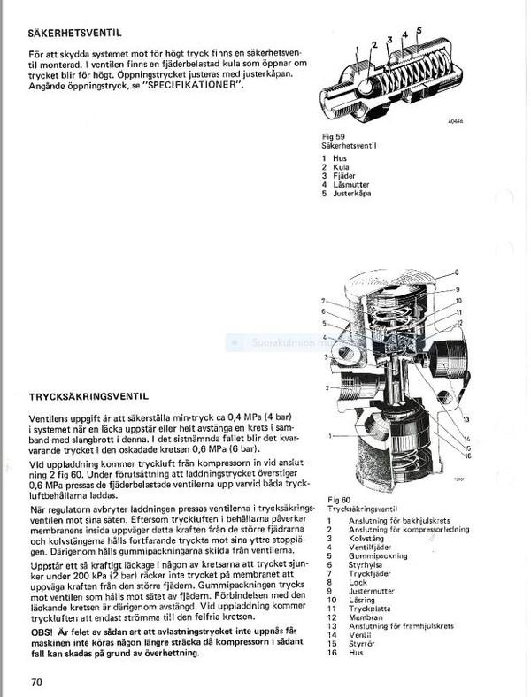 Volvo BM 4200  verkstadshandbok