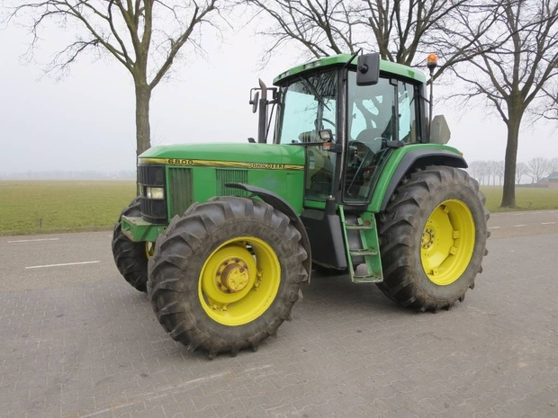 John Deere 6800 6900 - technical manual - TM4516 - english - 744 pages