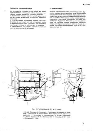 Valmet 02-sarjan korjauskäsikirja