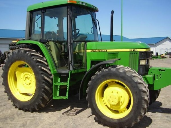 John Deere  6010 6110 6210 6310 6410 6510 6610  -  technical service manual  -  TM4559