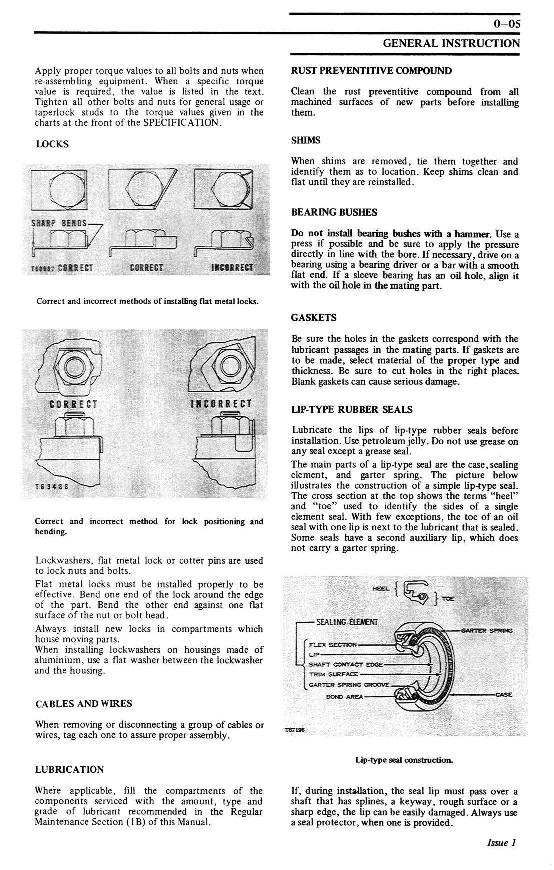 Massey Ferguson 135 148 - service manual