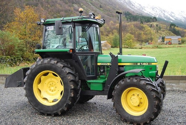 John Deere 2140 - technical service manual - TM4373  -  1236 pages - english