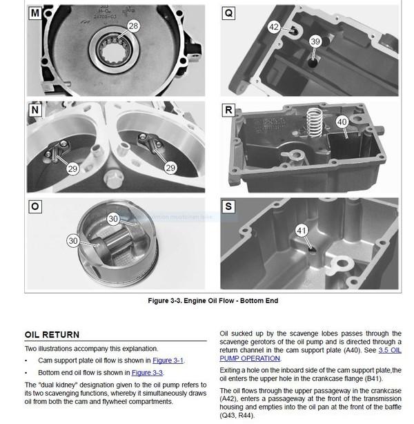 Harley Davidson Dyna 2009  service manual  -  english