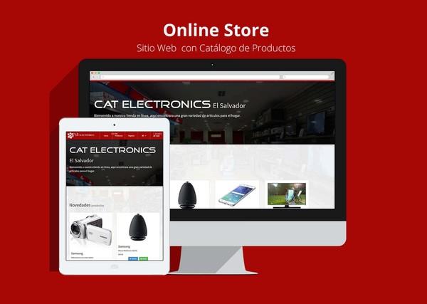 Online Store Script PHP Gratis
