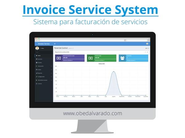 Sistema para facturación de servicios