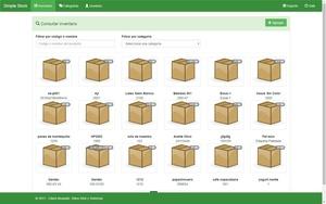Sistema de Inventario Simple con PHP - Descargar gratis