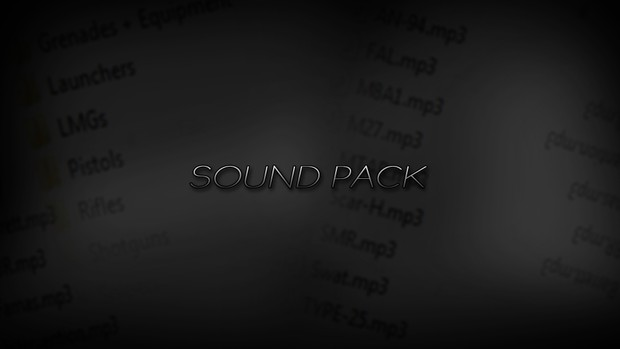 Sound Pack