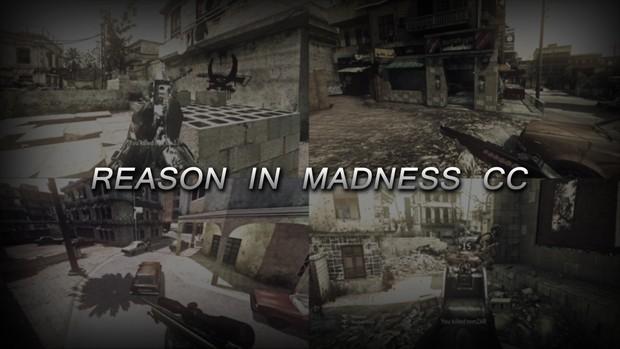 Reason In Madness CC