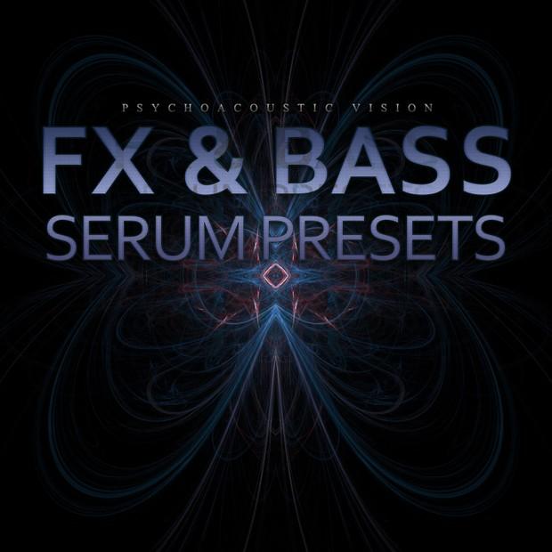 PAV FX & Bass Vol. 1 (SERUM PRESETS)