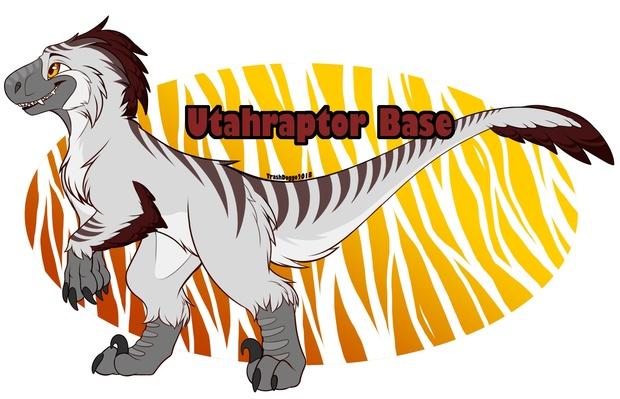 Utahraptor base