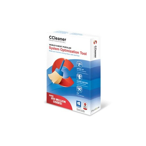 Original License CCleaner v5 Professional Plus (4-in-1 BUNDLE)