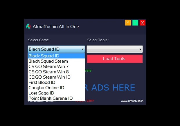 Almaftuchin All In One (AIO) Ver 1.2