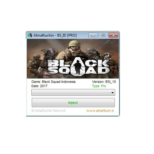 Cheats Black Squad ID Full Never Expired