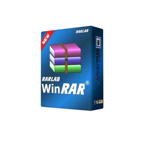 Original License WinRAR 5.50 Full Lifetime Activation