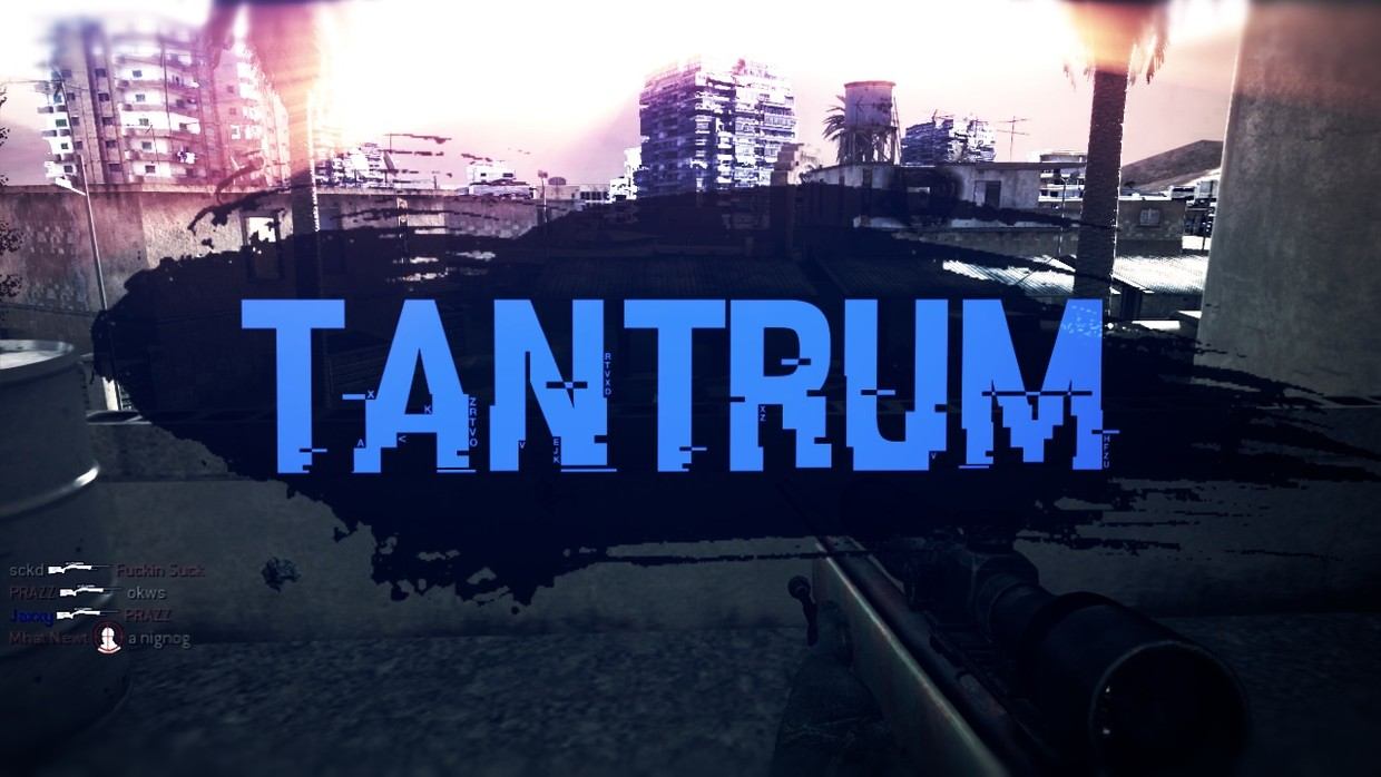 Tantrum Project File + Footage