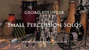 Small Percussion Solos - Guiro