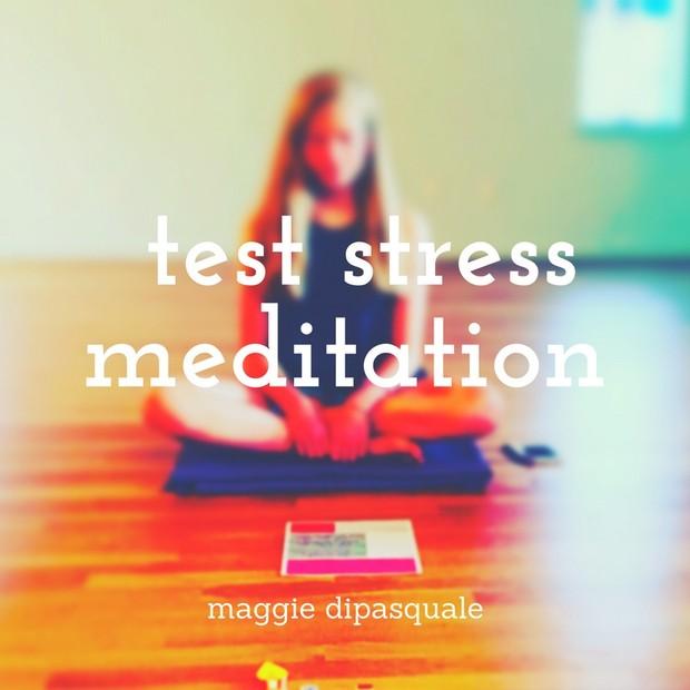 Test Stress Meditation