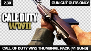 CALL OF DUTY WW2 THUMBNAIL PACK